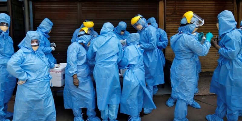 From Beating Pots and Pans to Beating Doctors, Coronavirus Fight Takes Bizarre Turn